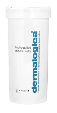 Dermalogica Hydro Active Mineral Salts available from Pure Beauty Online