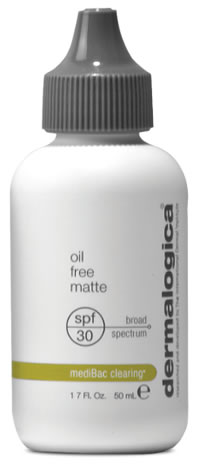 Dermalogica Oil Free Matte SPF30 available from Pure Beauty Online