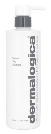 Dermalogic Dermal Clay Cleanser available from Pure Beauty Online